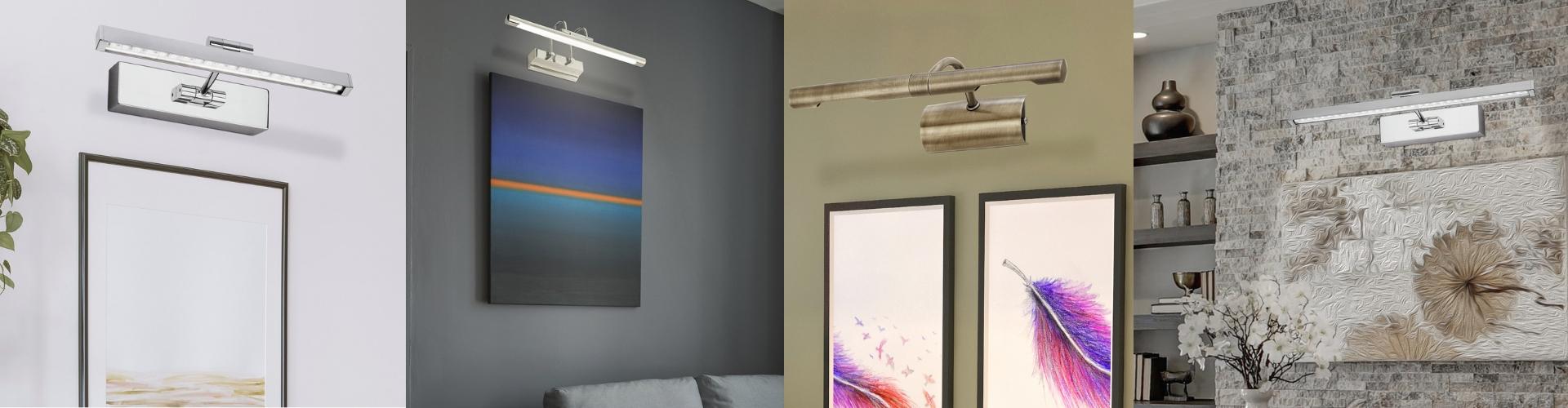 Képmegvilágító lámpa