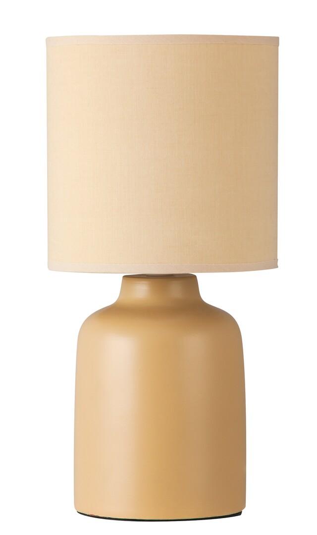 Rábalux 4367 Ida asztali lámpa E14 max 40W bézs